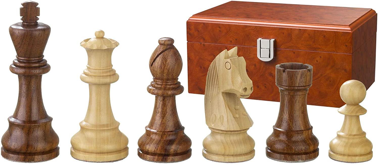 Artus chess pieces, 110 mm
