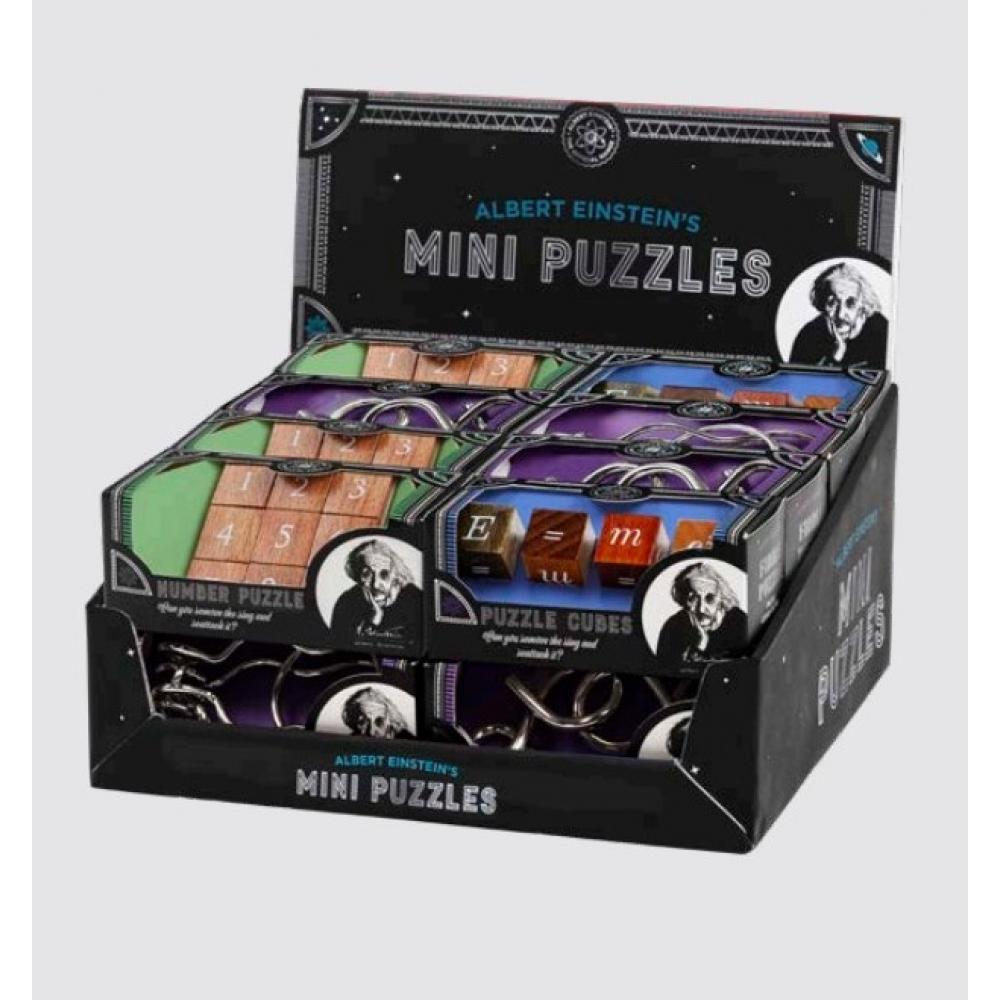 Albert Einstein´s Mini Puzzles