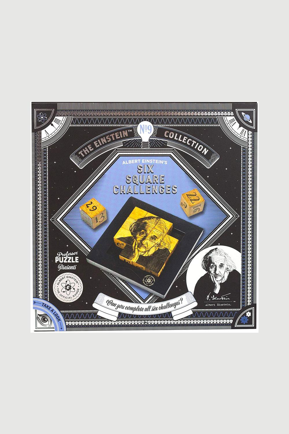 "Einstein Collection ""Six Square Challenges"""