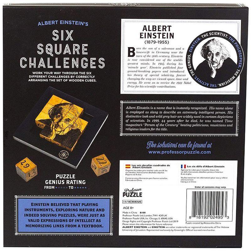 "Einstein Collection ""Six Square Challenges"""