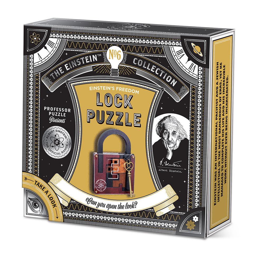 Einstein: Lock Puzzle