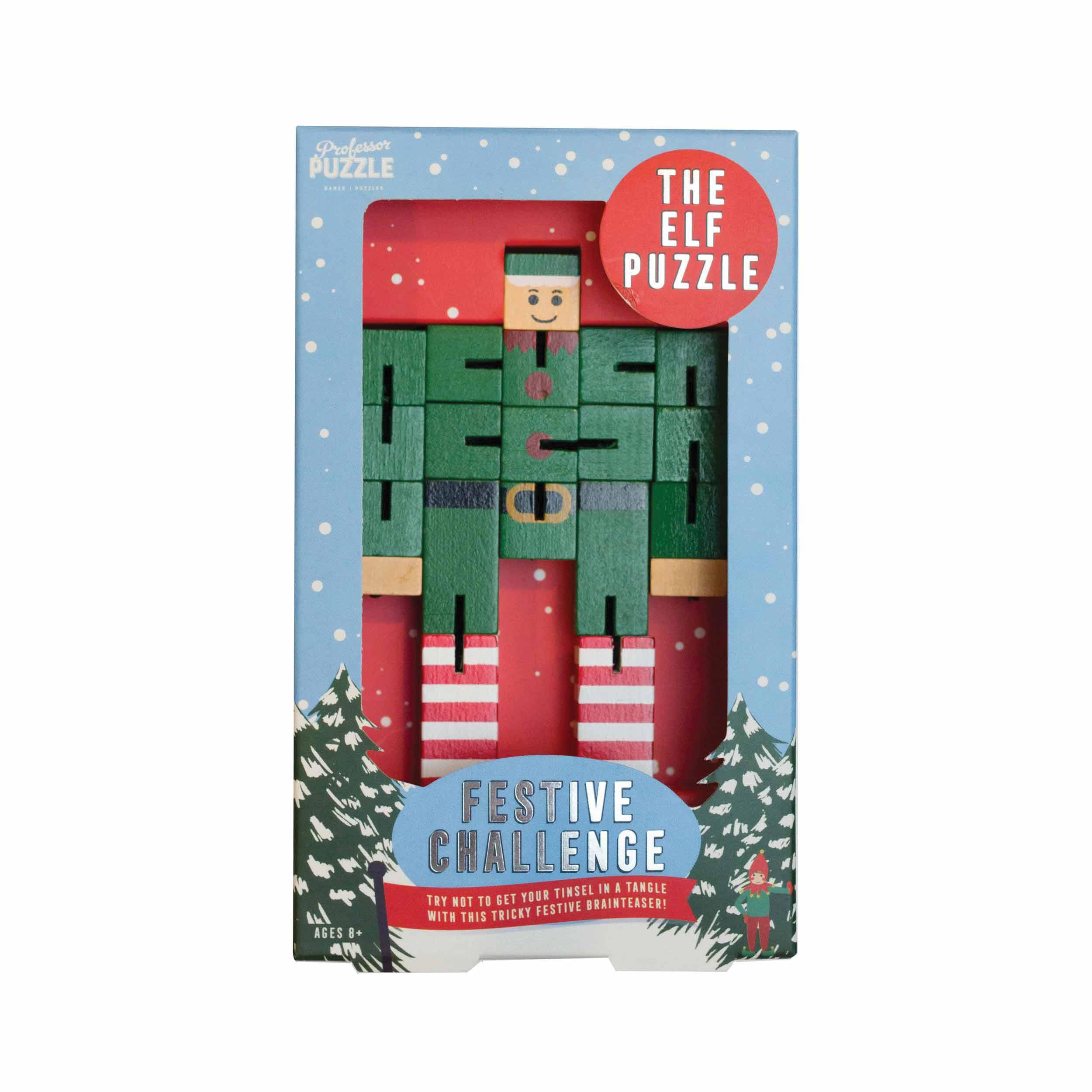 Elf Puzzleman