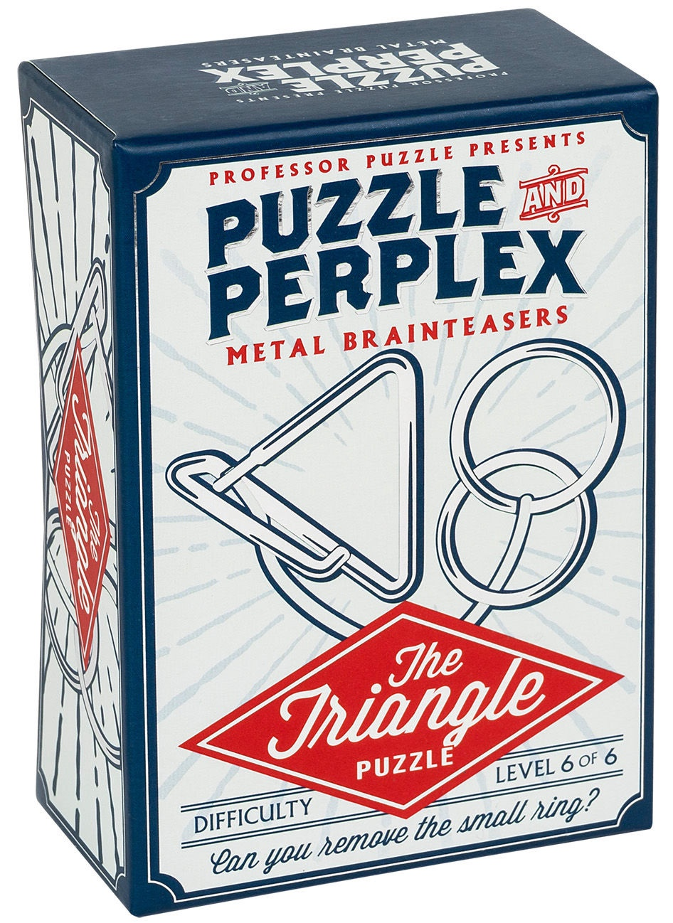 Puzzling Perplex Range: Triangle