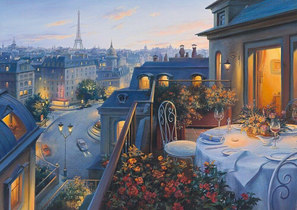 """Pusle """"A Romantic Evening in Paris"""" 1000 tk"""