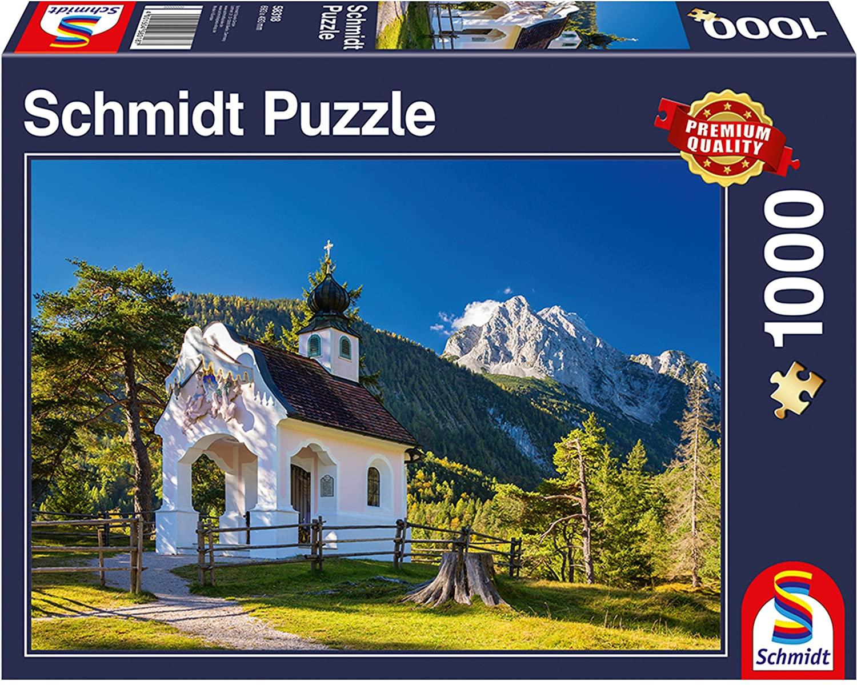 "Pusle ""Bavarian Chapel"" 1000 tk"