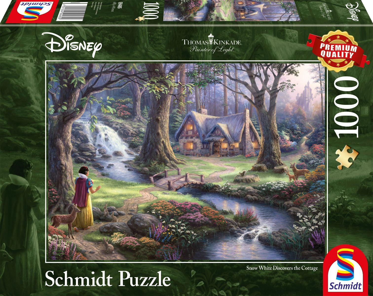 "Pusle ""Disney, Snow White"" 1000 tk"