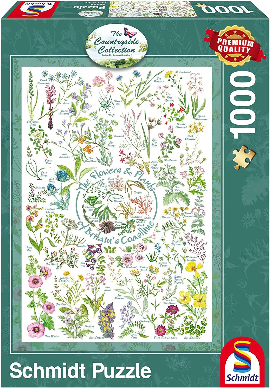 "Pusle ""Flowers & Plants"" 1000 tk"