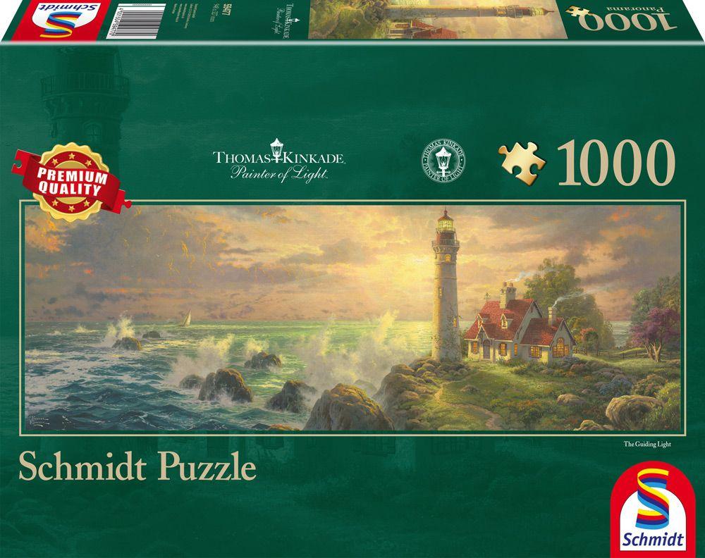 "Pusle ""Lighthouse Seascape"" 1000 tk"