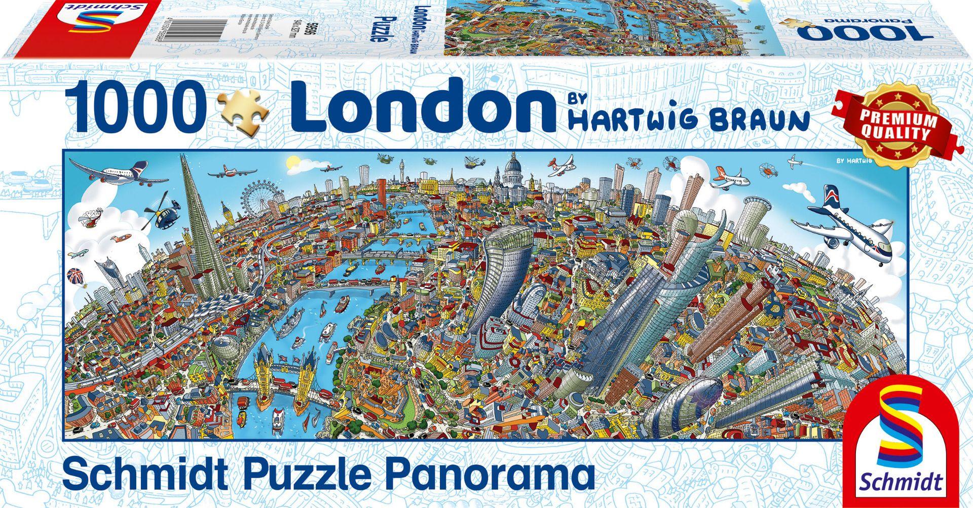 "Pusle ""London"" 1000 tk"