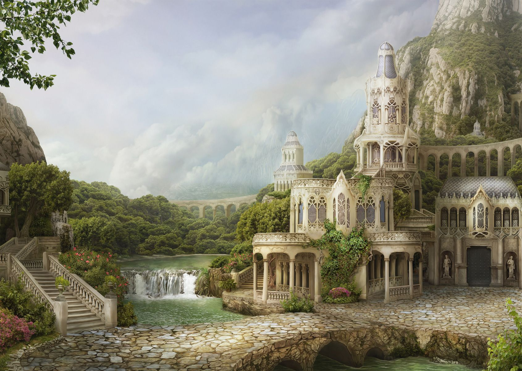 "Pusle ""Mountain Palace"" 1000 tk"