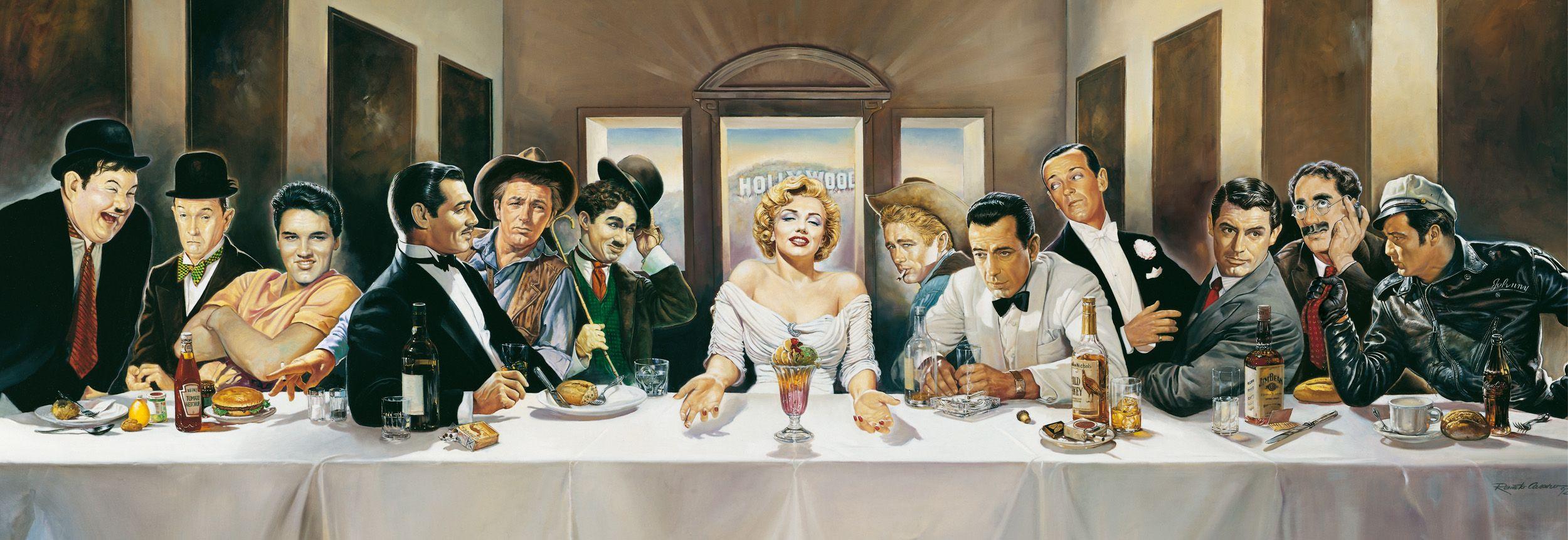 """Pusle """"Renato Casaro: Dinner Slaw"""" 1000 tk"""