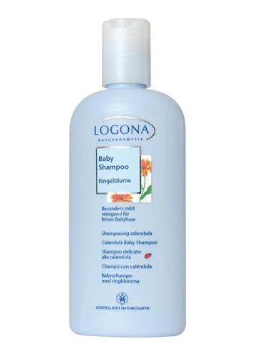 Beebide saialille šampoon Logona, 200 ml