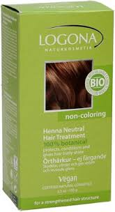 Henna juukseravi Logona, 100 g