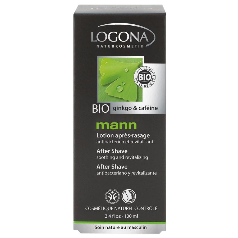 Mann After Shave habemeajamisjärgne näovesi Logona, 100 ml