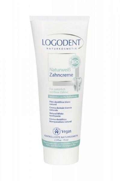 Hambapasta loomulikult valgemad hambad Logona, 75 ml