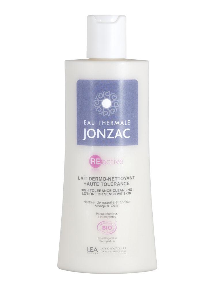 Puhastuspiim näole ja silmadele, tundlikule ja ärritunud nahale Jonzac, 200 ml