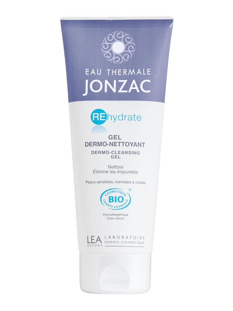 Dermo puhastusgeel kuivale ja tundlikule nahale Jonzac, 200 ml