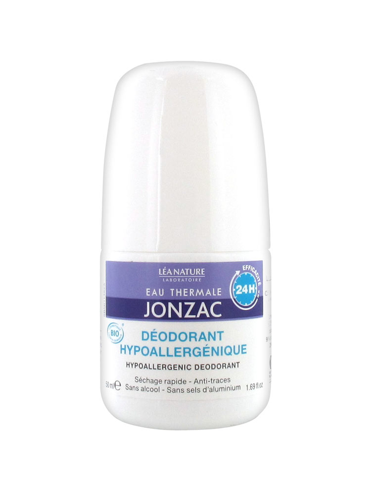 Hüpoallergeenne deodorant Jonzac, 50 ml