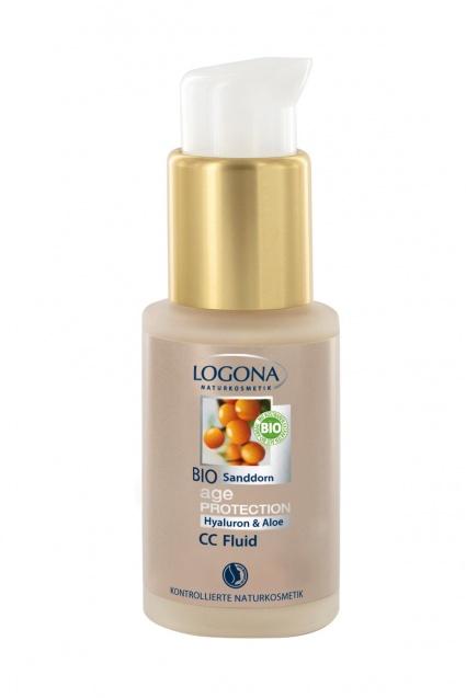 Vananemisvastane CC fluid 8 in 1 Logona, 30 ml