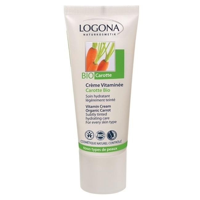 Vitamiinikreem porgandi Logona, 40 ml