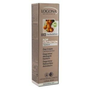 Vananemisvastane päevakreem Logona, 30 ml