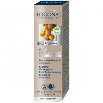 Vananemisvastane puhastusvaht Logona, 70 ml