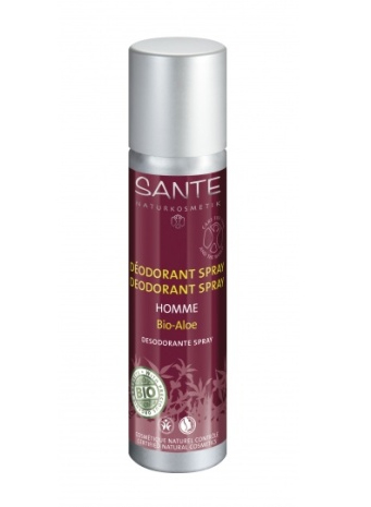 HOMME deodorant-sprei Sante, 100 ml