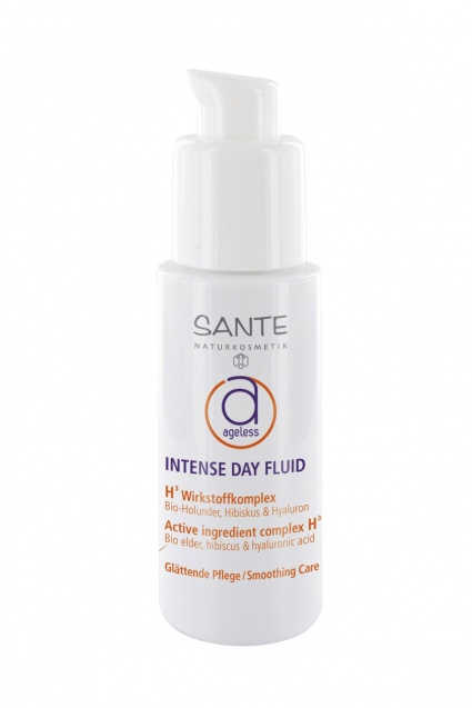 Intensiivne päeva fluid Ageless Sante, 30 ml