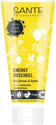 Energy dušigeel Sante, 200 ml
