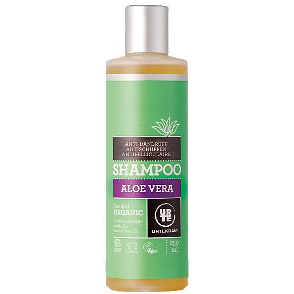 Aloe Vera kõõmavastane šampoon Urtekram, 250 ml