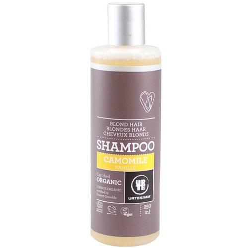 Kummeli šampoon blondidele juustele Urtekram, 250 ml