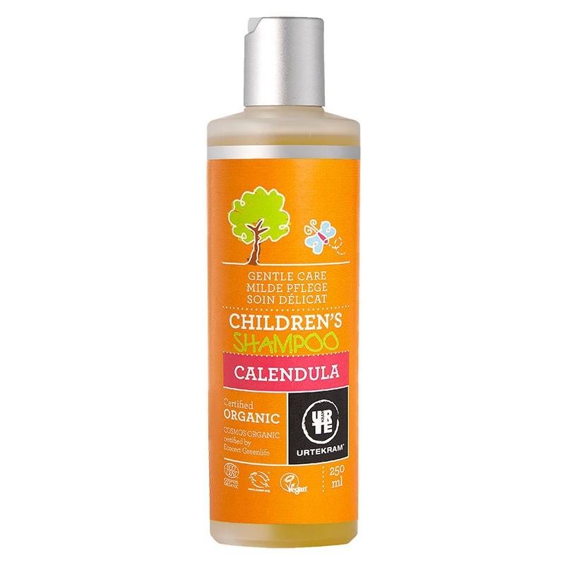 Lõhnavaba saialille šampoon lastele Urtekram, 250 ml