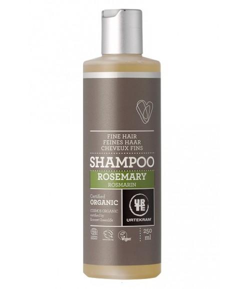 Rosmariini šampoon peenetele juustele Urtekram, 250 ml