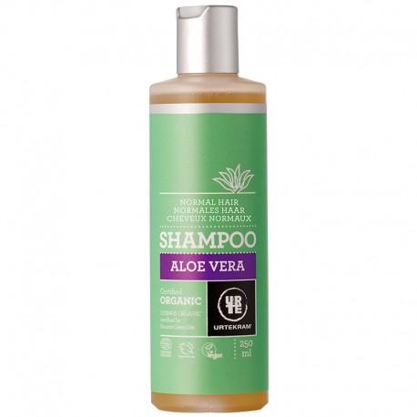 Aloe Vera šampoon normaalsetele juustele Urtekram, 500 ml