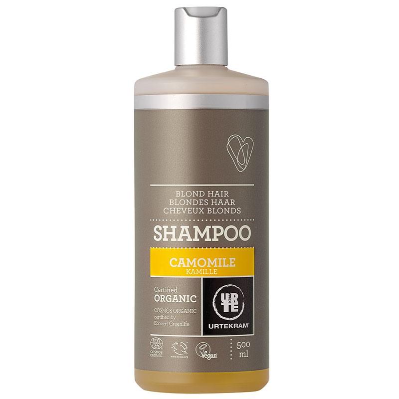 Kummeli šampoon blondidele juustele Urtekram, 500 ml