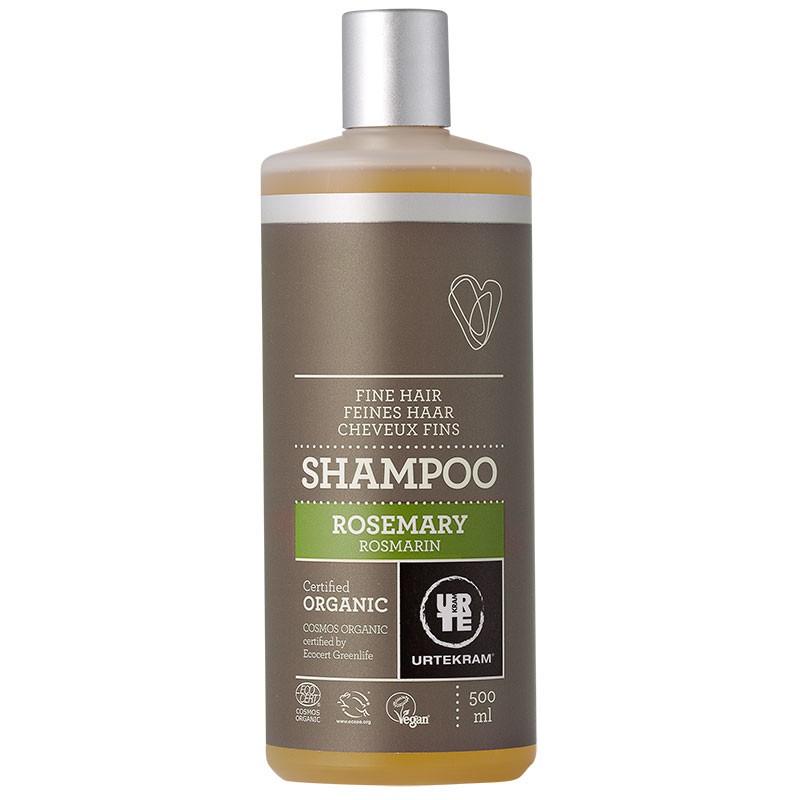 Rosmariini šampoon peenetele juustele Urtekram, 500 ml
