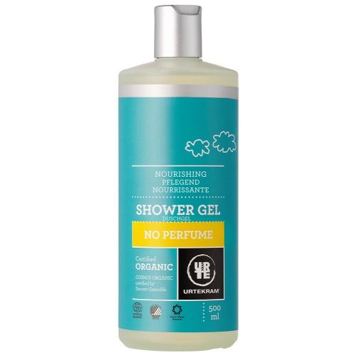 Parfüümivaba dušigeel Urtekram, 500 ml