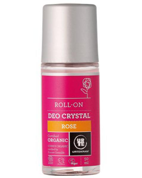 Roosi deodorant roll-on Urtekram, 50 ml