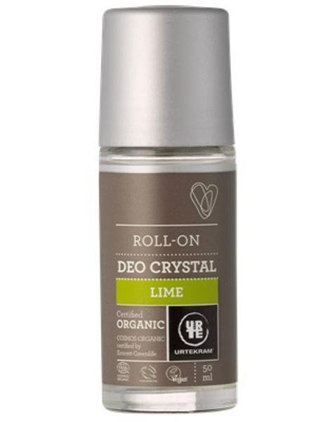 Laimi deodorant roll-on Urtekram, 50 ml