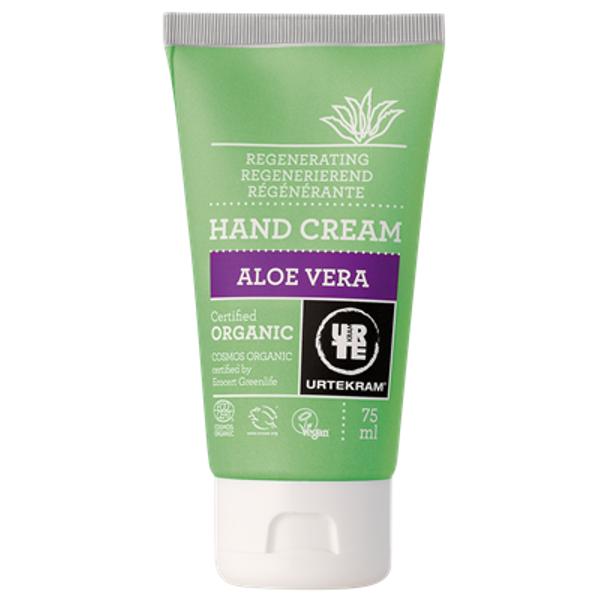 Aloe Vera kätekreem Urtekram, 75 ml