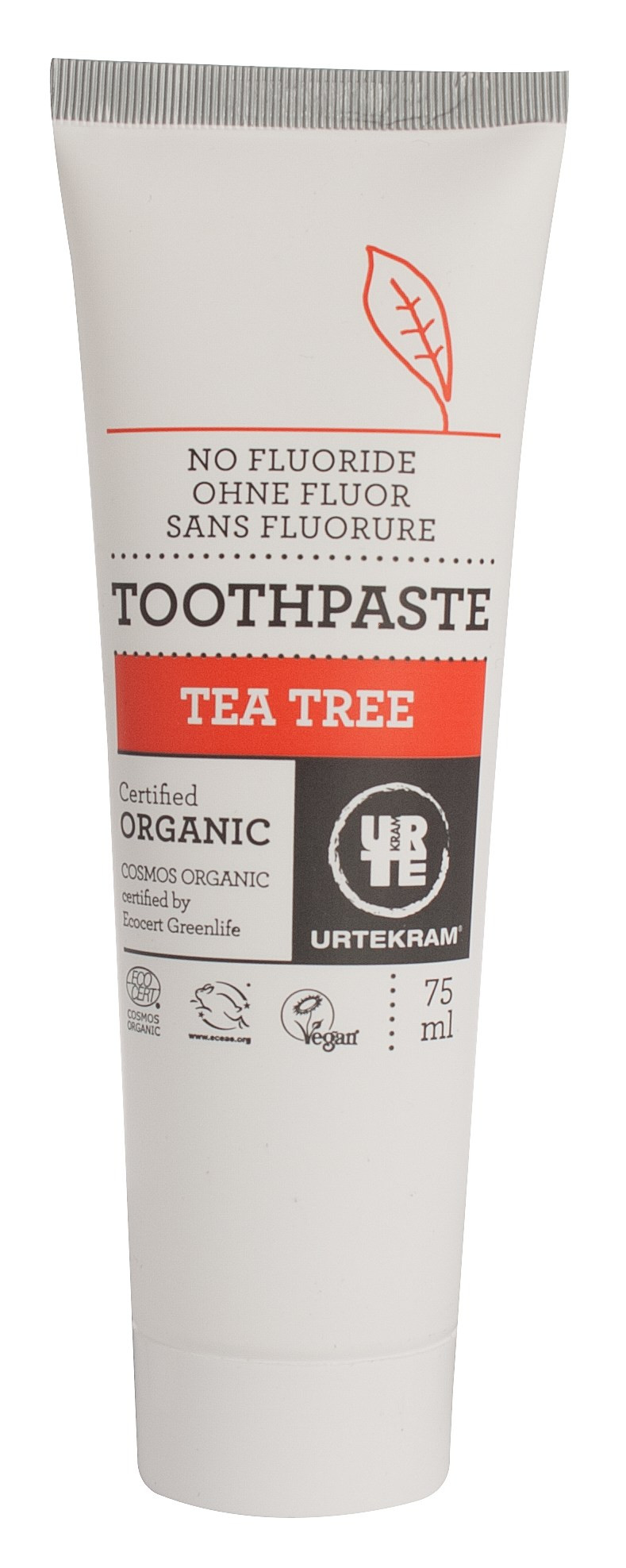 Teepuu hambapasta Utrekram, 75 ml