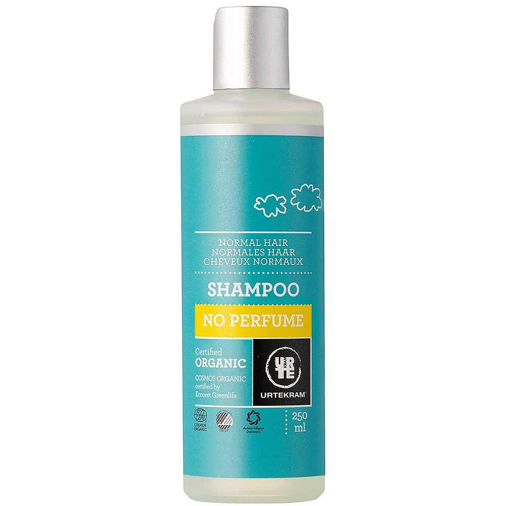 Parfüümivaba šampoon normaalsetele juustele Urtekram, 1 l