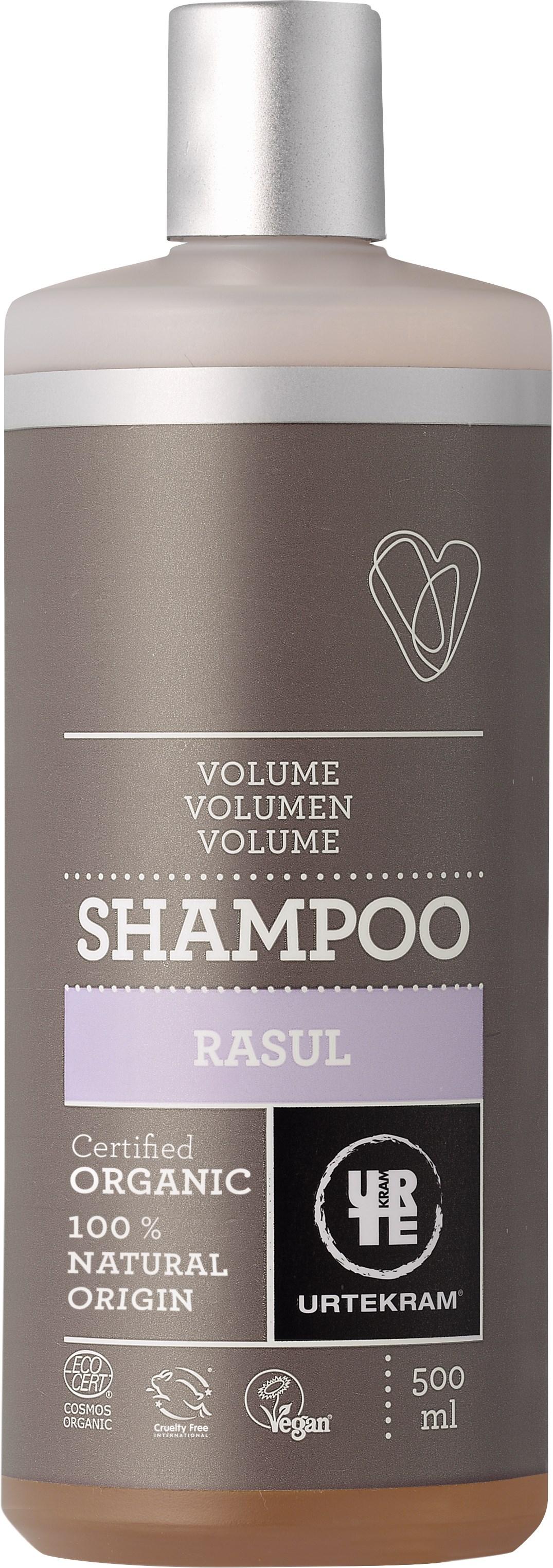 Šampoon rasustele juustele Utrekram, 500 ml