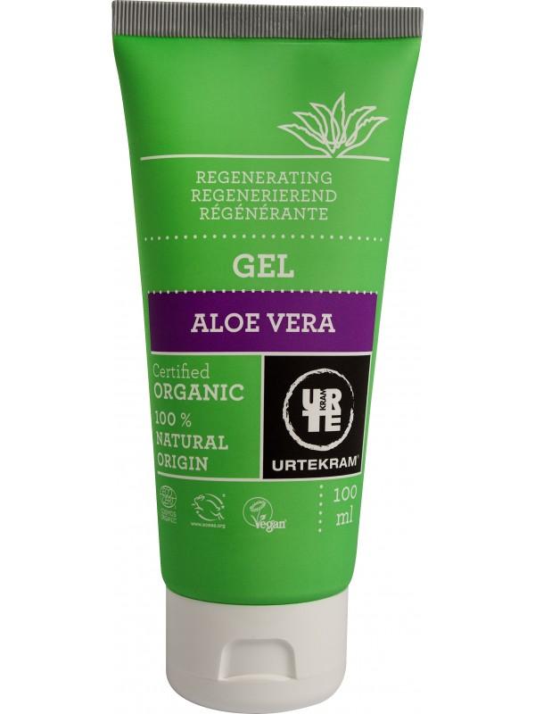 Aloe Vera geel Urtekram, 100 ml