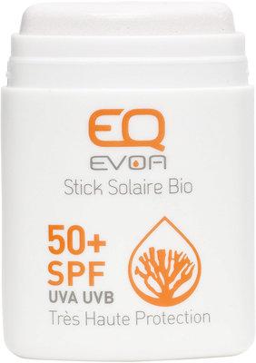 Päikesekaitse pulk SPF50, valge EQ, 10 g