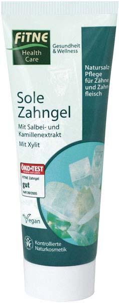 Hambageel soola Fitne, 75 ml
