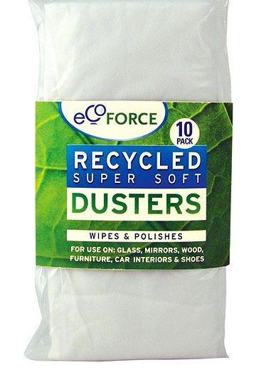 Tolmu- ja puhastuslapp Ecoforce, 10 tk