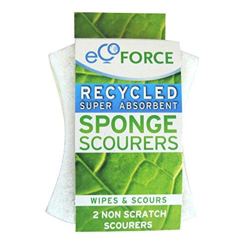 Pesukäsn õrnadele pindadele Ecoforce, 2 tk