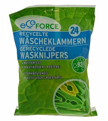 Pesukuivatusnäpid Ecoforce, 24 tk