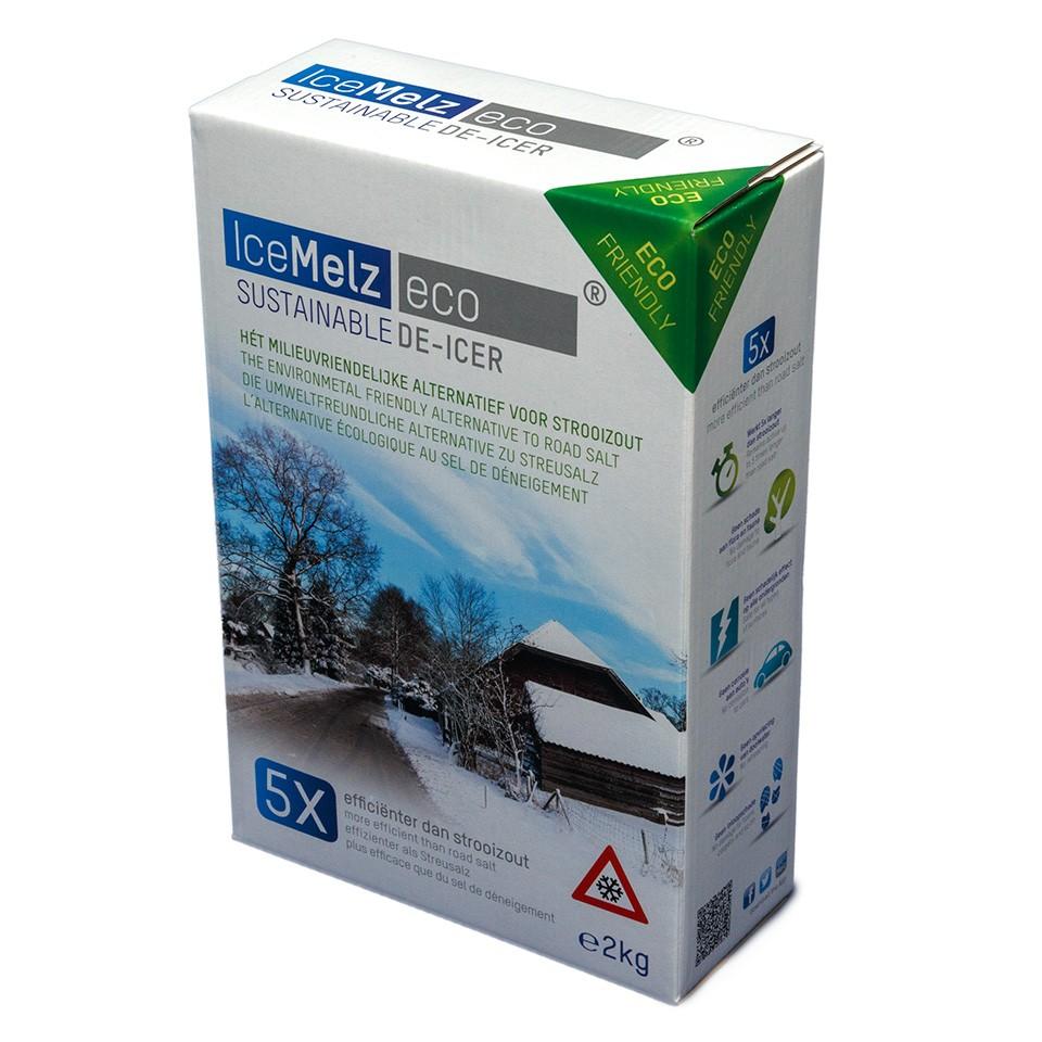 Sool jää sulatamiseks ja libeduse tõrjumiseks IceMelz Eco, 2 kg